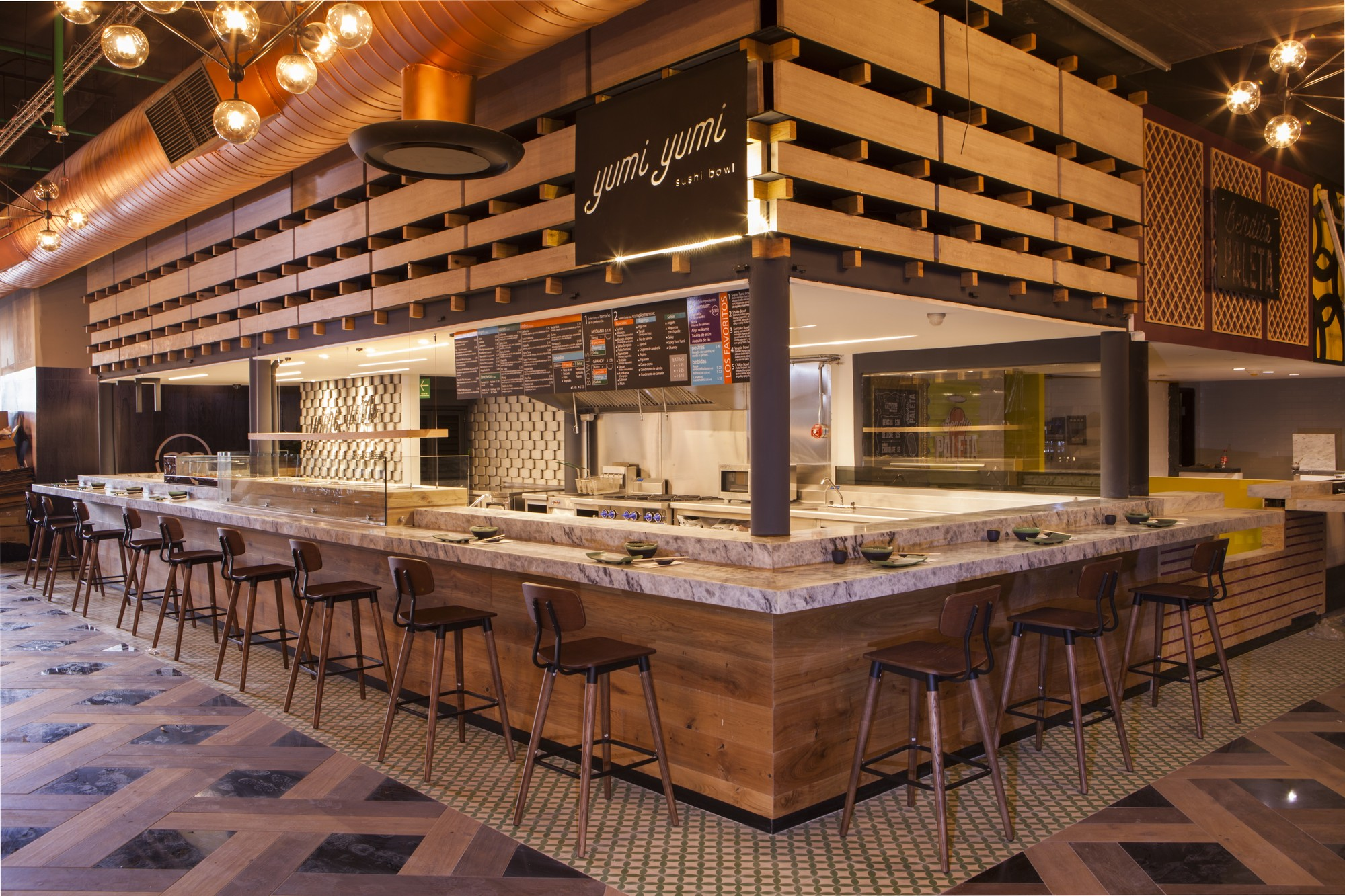 Yumi yumi samara taller david dana arquitectura for Ideas para bares rusticos