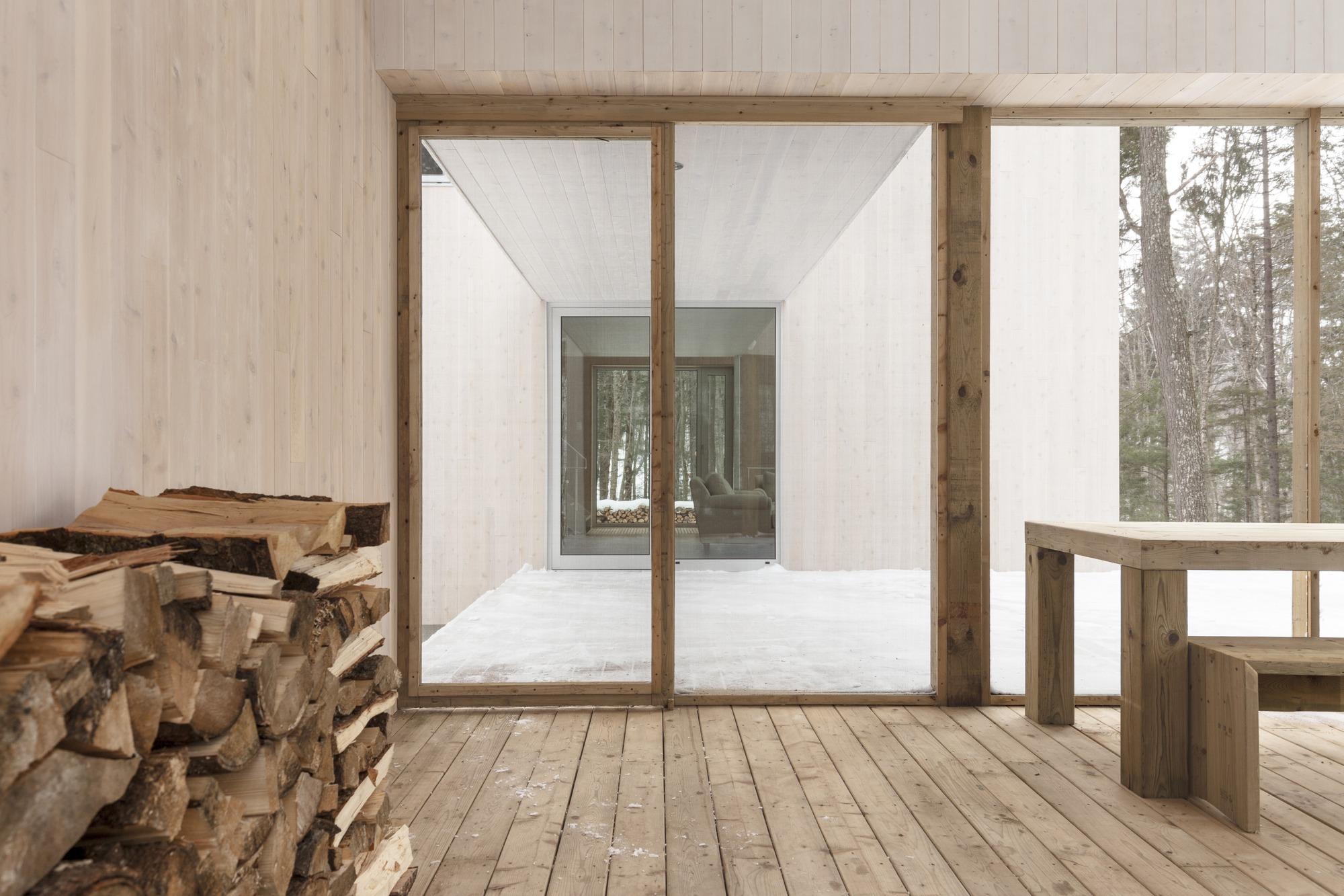 Gallery of la maison haute atelier pierre thibault 3 - Canada maison close ...