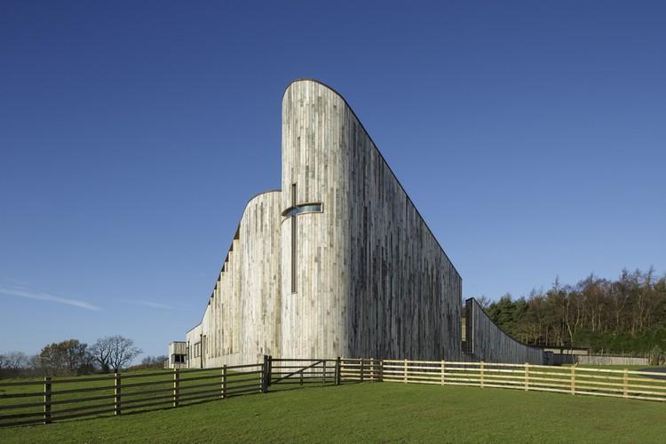 Stanbrook Abbey  / Feilden Clegg Bradley Studios , © Tim Crocker