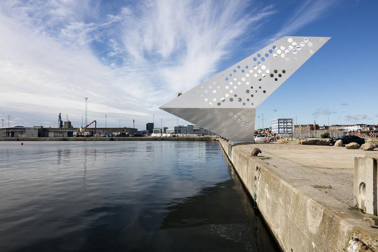 Material Focus: Salling Tower by Dorte Mandrup Arkitekter, © Torben Eskerod