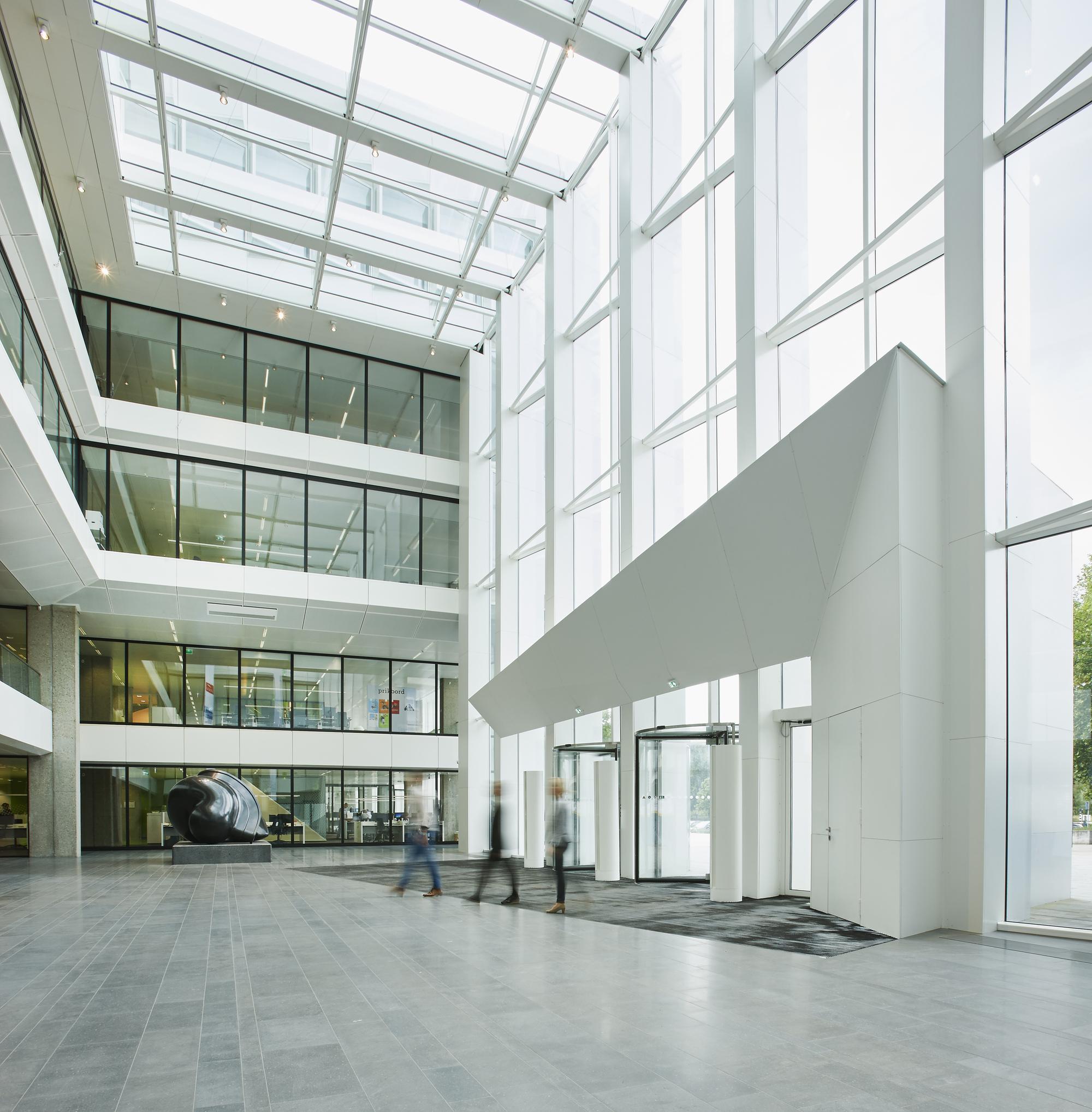Gallery Of A.S.R Headquarters Renovation / Team V
