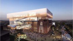 OMA + HASSELL revelan diseño del nuevo Museo de Australia Occidental
