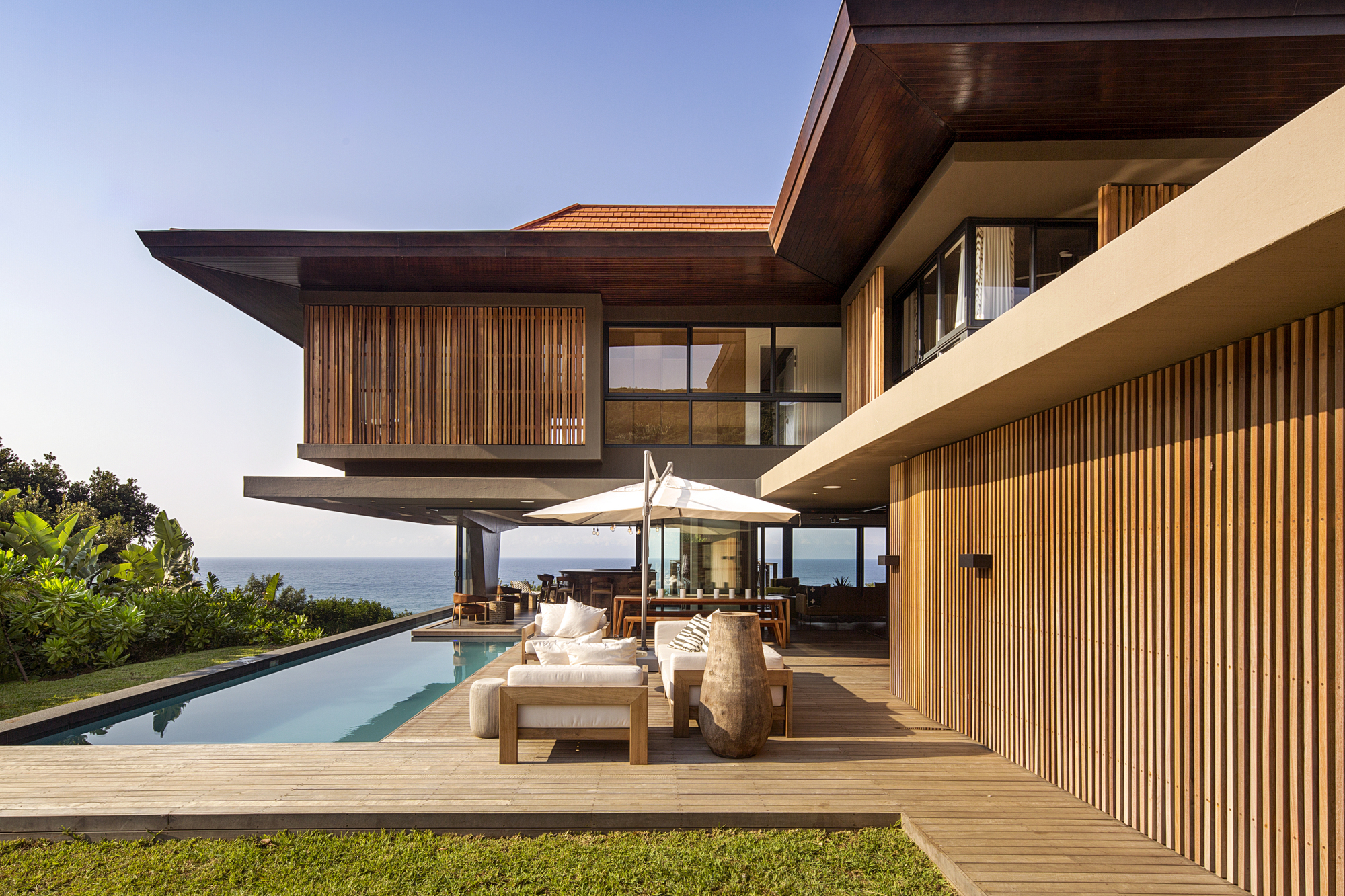 The reserve house metropole architects archdaily for Casa modern