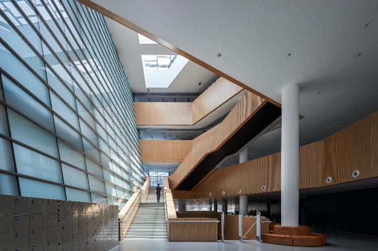 Dazhou Public Library China Southwest Architectural