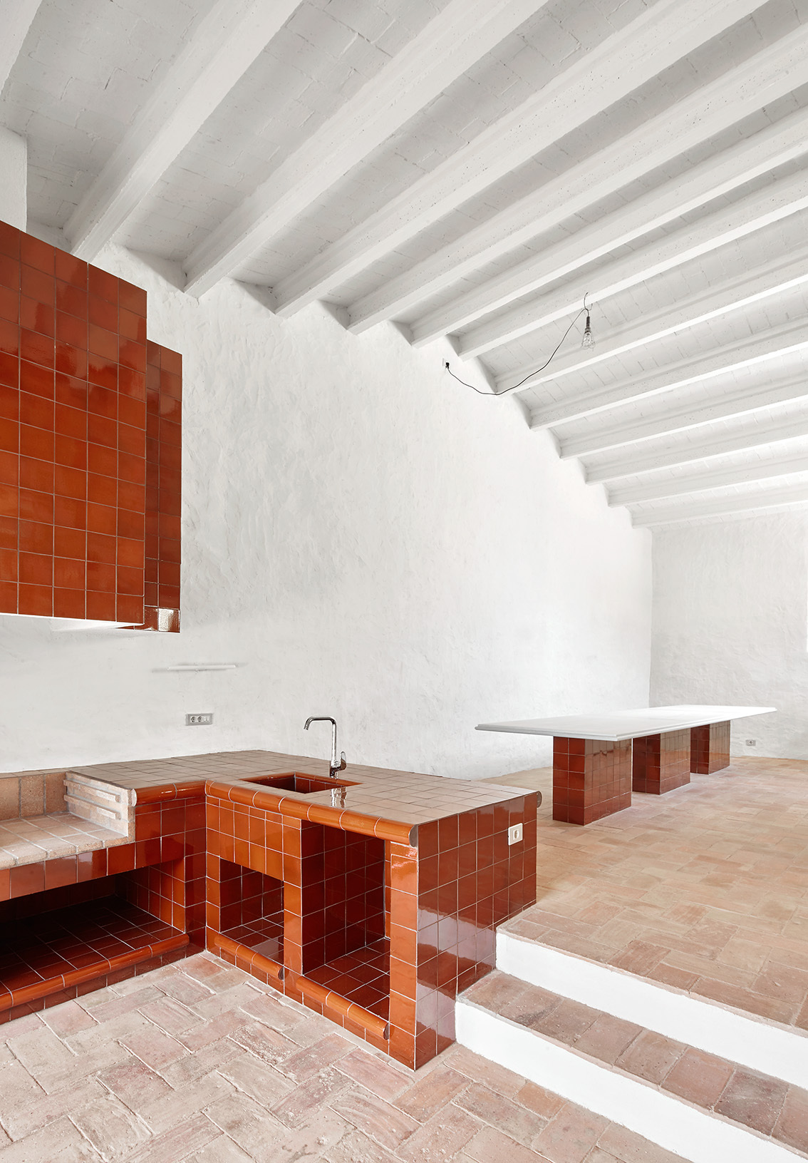 Gallery of country house renovation in empord arquitectura g 14 - Arquitectura girona ...