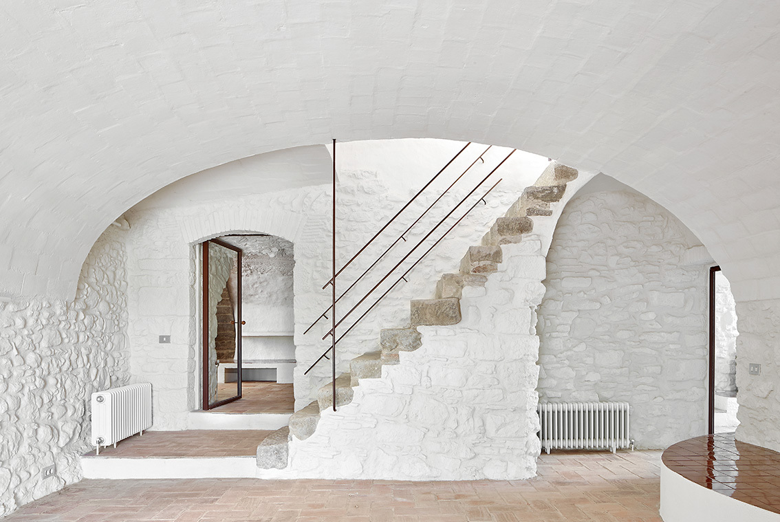Gallery of country house renovation in empord arquitectura g 2 - Arquitectura girona ...