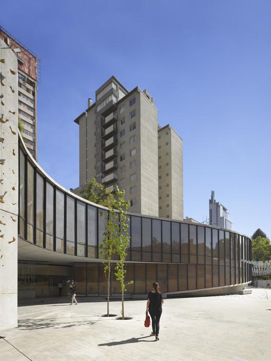 Museo Violeta Parra  / Undurraga + Deves, © Roland Halbe