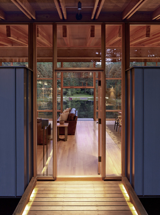 Newberg residence cutler anderson architect archdaily for Jim cutler architect