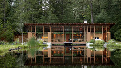 Newberg Residence / Cutler Anderson Architect