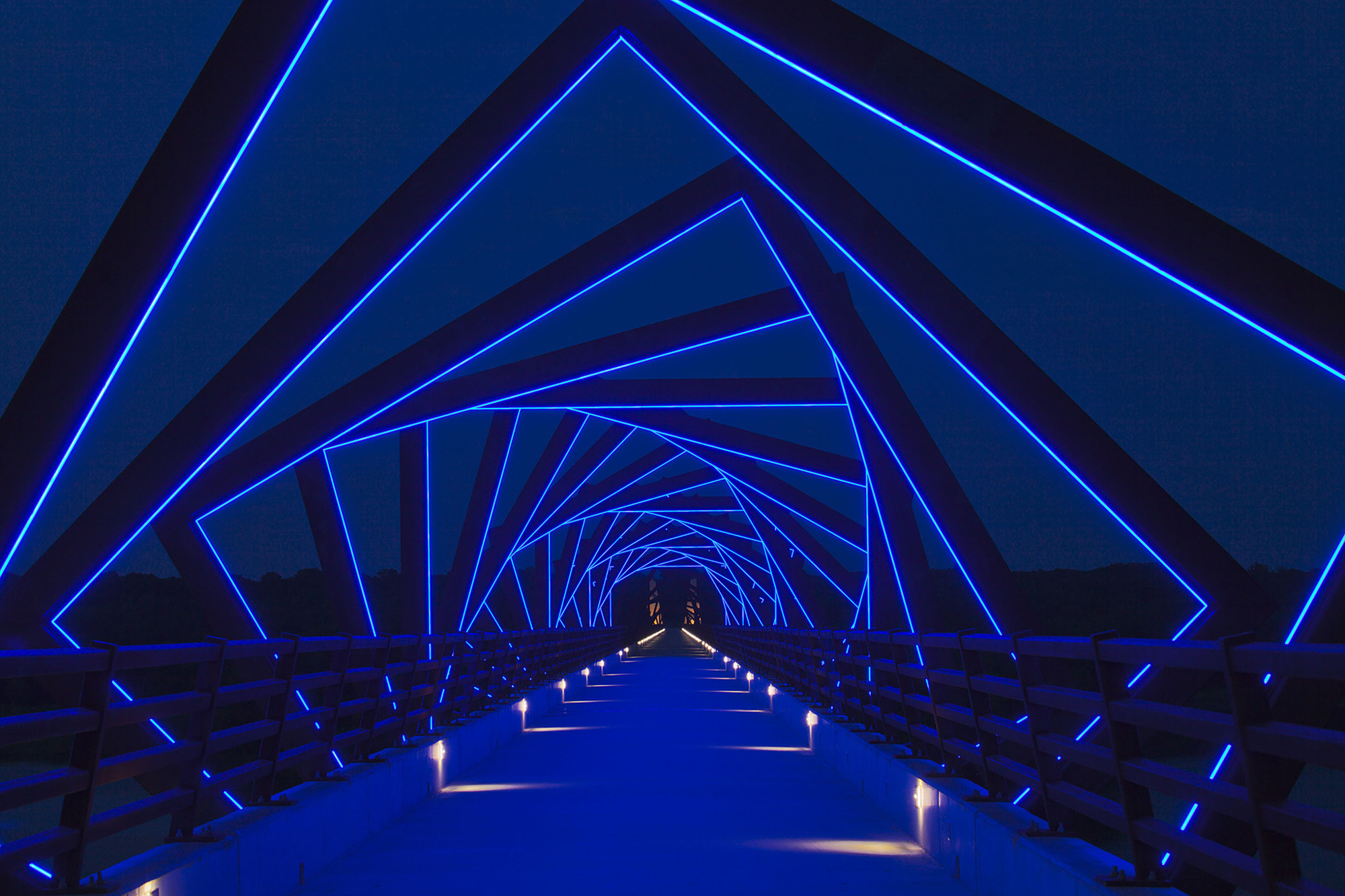 Gallery Of High Trestle Trail Bridge Rdg Planning