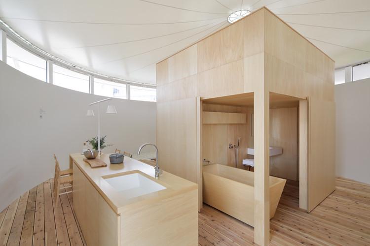 Hiragana-no Spiral House / Panasonic × Yuko Nagayama. Image Courtesy of HOUSE VISION Tokyo