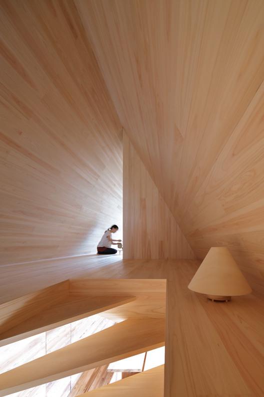 Yoshino-sugi Cedar House / Airbnb × Tsuyoshi Hasegawa. Image Courtesy of HOUSE VISION Tokyo