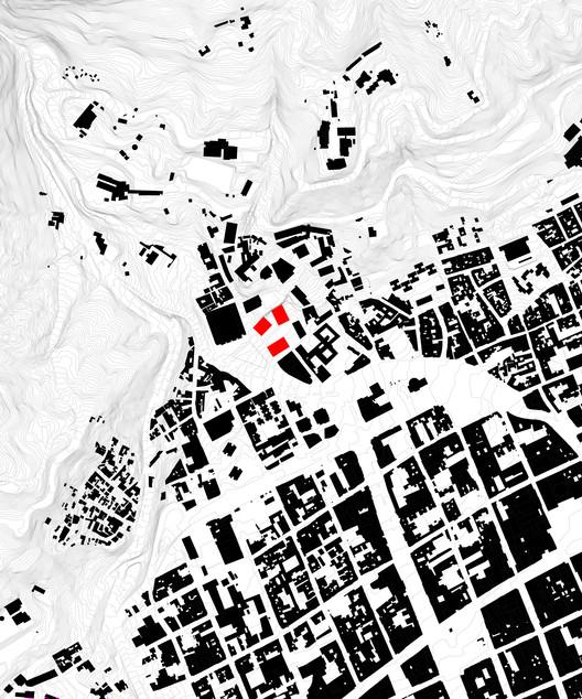 Nolli. Image Cortesía de La Rotta Arquitectos