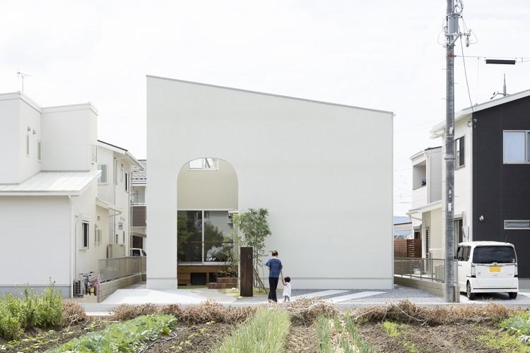 Casa Otsu / ALTS Design Office, © Yuta Yamada