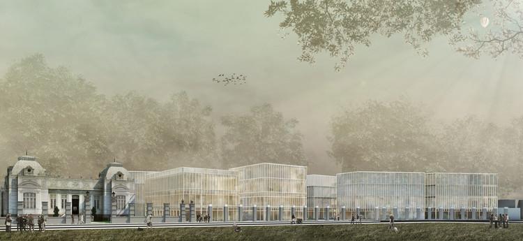 Cortesía de Jaime Lecca + Nomena Arquitectura