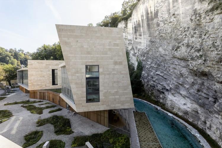 Jewels Of Salzburg Hariri Hariri Architecture Archdaily
