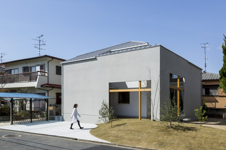 Casa Uzi / ALTS Design Office, © Yuta Yamada