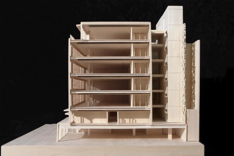 Cortesía de Richard Meier & Partners Architects