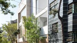 Bozorgmehr House / EOT Design Studio