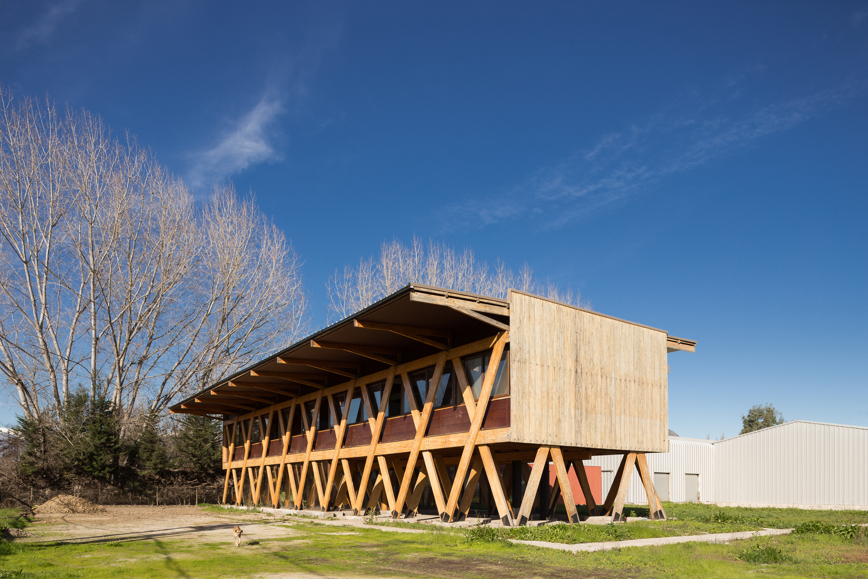 Honey Exporter / DX Arquitectos + DEL SANTE Arquitectos