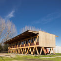 Honey Exporter / DX Arquitectos  + DEL SANTE Arquitectos
