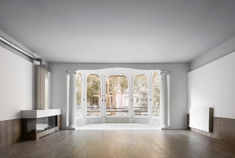 Apartamento Tamarit / RAS Arquitectura, © Jose Hevia