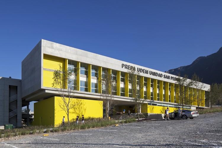 PREPA USP UDEM  / Garza Camisay arquitectos, © Documentación Arquitectónica - Adrián Llaguno