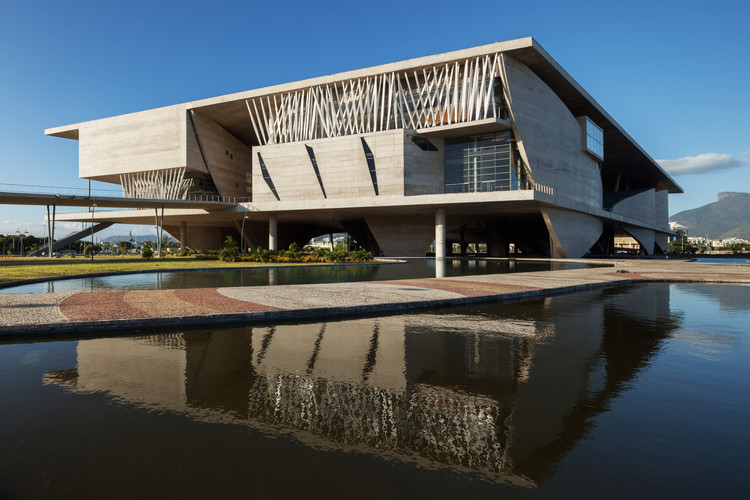 Cidade das Artes. Image © Nelson Kon