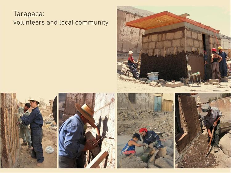 Fotografías © Proyecto Tarapacá. Image Cortesía de Samuel Bravo Silva