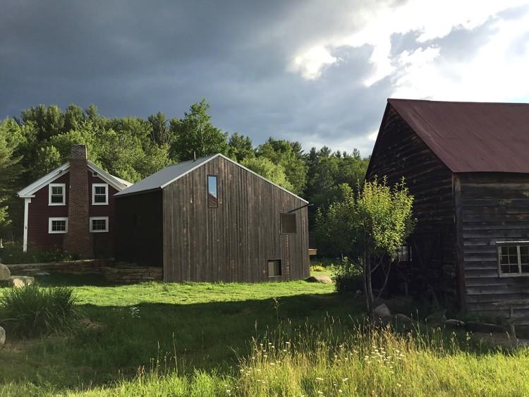 La casa granero / Sigurd Larsen, Cortesía de Sigurd Larsen