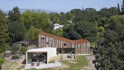 Artist Studio in Sonoma /  Mork-Ulnes Architects