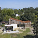 Estudio de artista en Sonoma /  Mork-Ulnes Architects