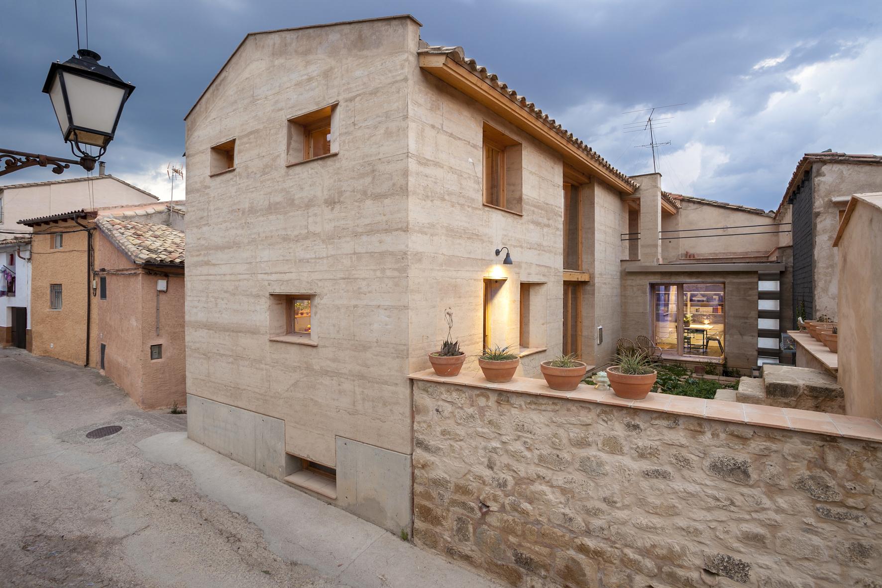 Casa vern cula del siglo xxi edra arquitectura km0 for Plataforma arquitectura