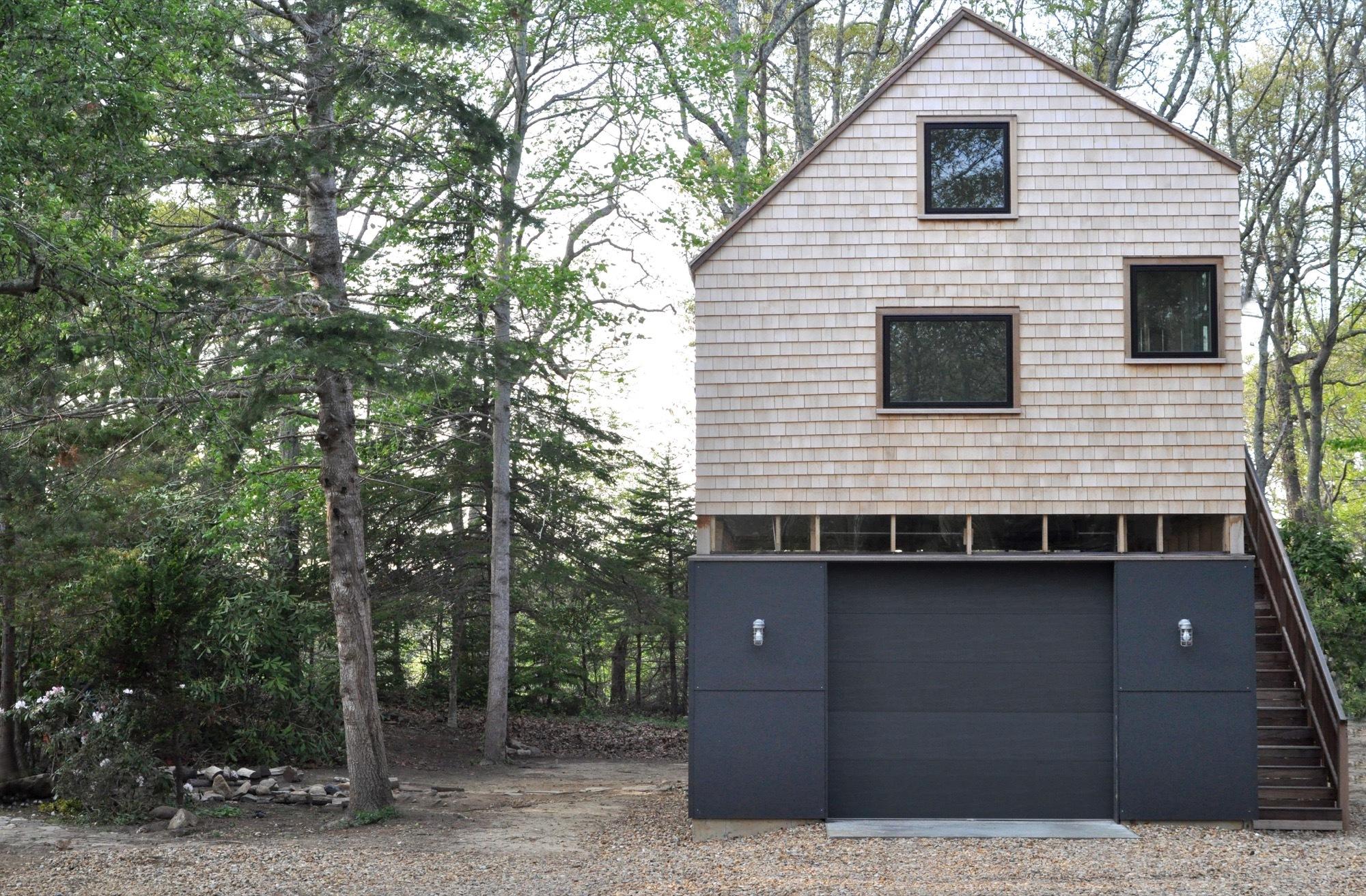 Tree House Nick Waldman Studio Archdaily