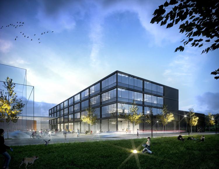 HENN Architekten diseñará nuevo edificio para el campus de investigación más grande de Europa, © HENN