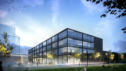 HENN Architekten Win Competition for New Building at Europe's Largest Research Campus
