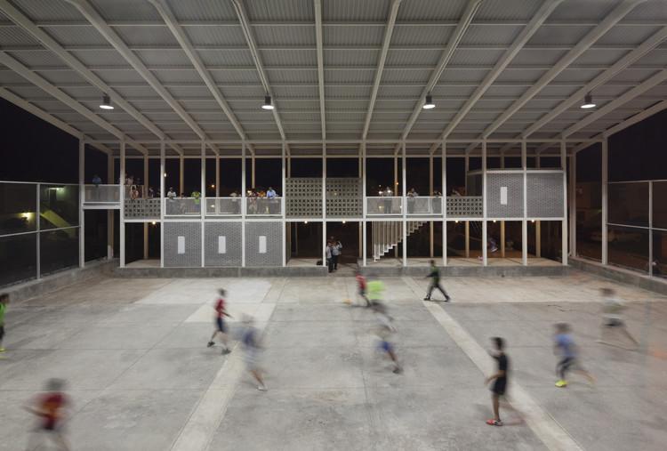 CANCHA  / Rozana Montiel | Estudio de Arquitectura, © Sandra Pereznieto