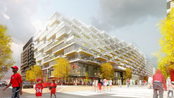ODA Designs D.C. Development With Views into Nationals Park