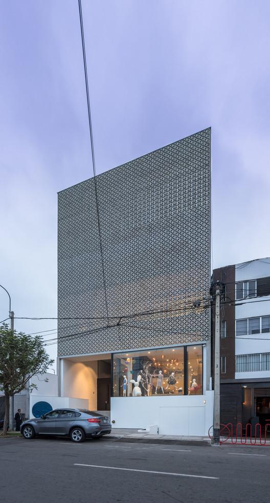 Edificio Morphology  / Talia Valdez + Nómena Arquitectos, © Diego Franco Coto