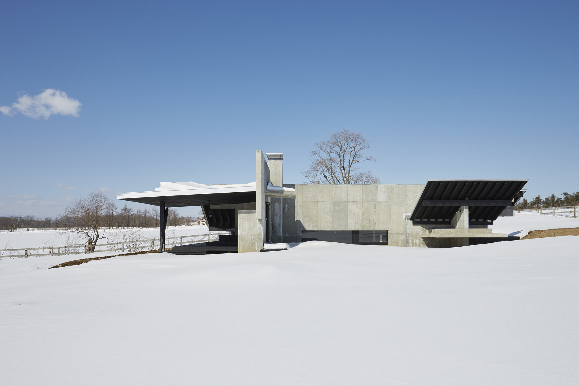 Gallery of Inverted House / The Oslo School of ...