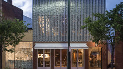 Arcadian Food & Drink / Robert Maschke Architects