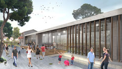 MOR Architects Wins Cultural Center Competition in Greece