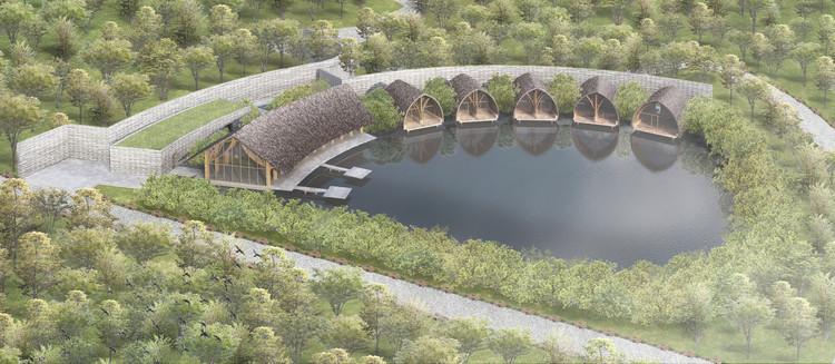 Imagen cortesía de Vo Trong Nghia Architects