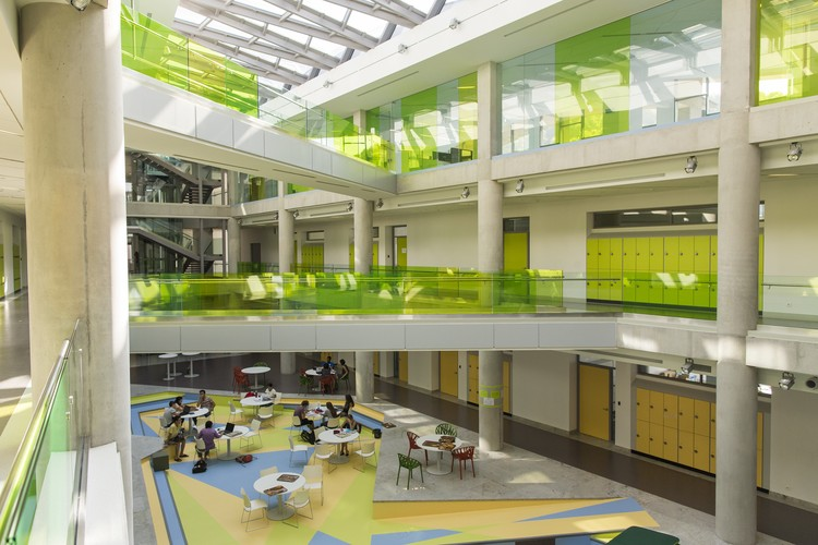 UWC Dilijan College / Tim Flynn Architects, © Daniil Kolodin
