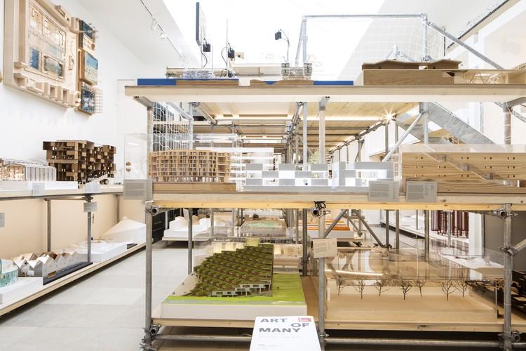 DENMARK Art of many and the right to space. 15th International Architecture Exhibition - la Biennale di Venezia, REPORTING FROM THE FRONT. Image © Giorgio Zucchiatti