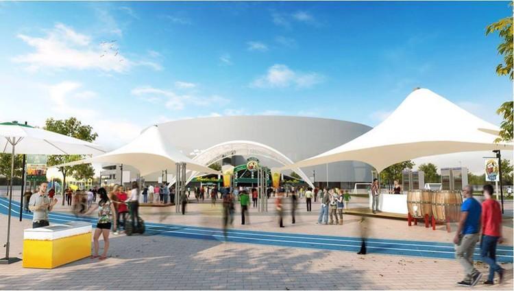 Bogotá remodelará el Coliseo El Campín, ícono de la ingeniería colombiana, vía Fan Page de Alcaldía Mayor de Bogotá / Difusión