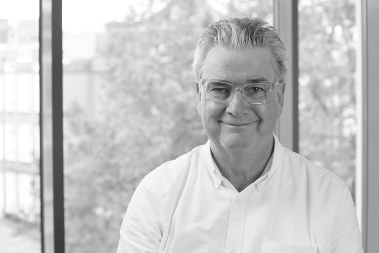 RIBA Elects Ben Derbyshire as Next President, Courtesy of RIBA