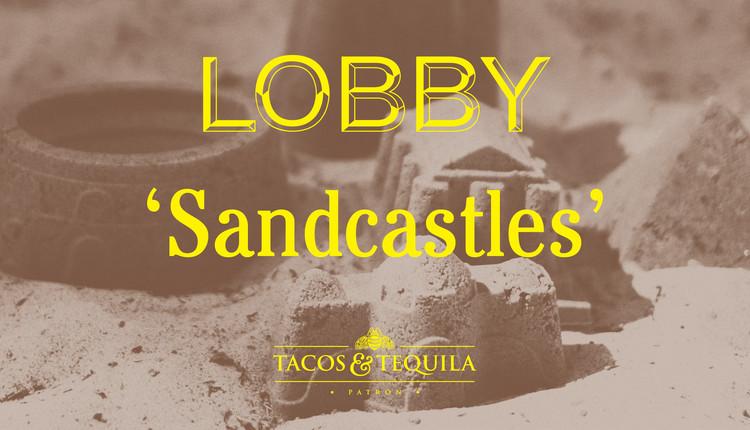 "LOBBY Magazine: ""Sandcastles"" in Puerto Rico, 'Sandcastles' Invitation"