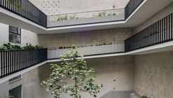 Morphology Building / Talia Valdez + Nómena Arquitectos