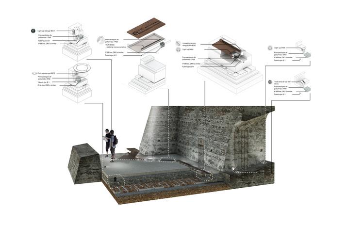 Detalle #1. Image Cortesía de Colectivo 720 + De Arquitectura y Paisaje